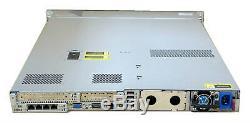 HP ProLiant DL360p Gen8 2×E5-2680v2 Xeon 10-Core 2.8GHz + 48GB RAM + 4×64GB SSD