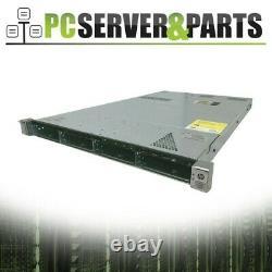 HP ProLiant DL360p Gen8 4B LFF 16-Core 2x 2.90GHz E5-2690 16GB RAM 2x 500GB