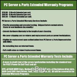 HP ProLiant DL360p Gen8 8B 2x Six Core 2.00GHz E5-2620 8GB 530FLR Server