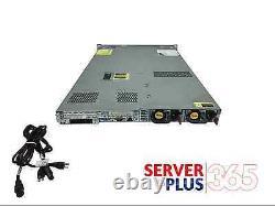HP ProLiant DL360p Gen8 G8, 2x 2.8GHz E5-2680v2 10-Core, 256GB RAM