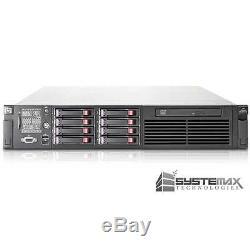 HP ProLiant DL380 G6 2x Xeon E5520 2.26GHz Quad-Core Rack Server with 24GB MEM