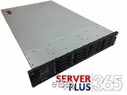 HP ProLiant DL380 G7 16-Bay server, 2x 2.66GHz 6-Core, 128GB RAM, no drives