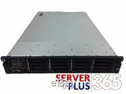 HP ProLiant DL380 G7 16-Bay server, 2x 2.66GHz 6-Core, 64GB RAM, no drives