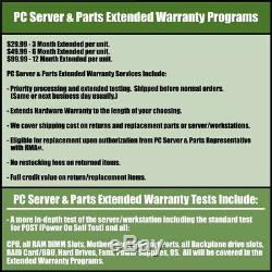 HP ProLiant DL380 G7 8B Server 2x 4-Core 2.66GHz E5640 No RAM or HDD