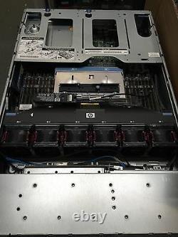 HP ProLiant DL380 G7 Quad Core Xeon X5560 2.8Ghz 36GB DDR3