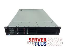 HP ProLiant DL380 G7 server, 2x 2.93GHz Quad-Core, 128GB RAM, 2x 146GB 15K