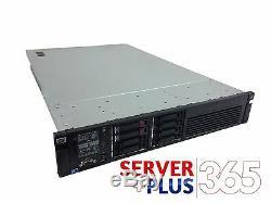 HP ProLiant DL380 G7 server, 2x 3.06GHz 6-Core, 128GB RAM, 2x 600GB 10K SAS