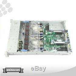 HP ProLiant DL380 G9 Gen9 4LFF 2x 6 CORE E5-2620v3 2.4GHz 32GB 4x 146GB H240AR