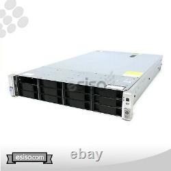 HP ProLiant DL380 G9 SERVER 12LFF 2x 14 CORE E5-2680v4 2.4GHz 0GB RAM NO HDD