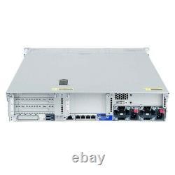 HP ProLiant DL380 G9 Server 2x E5-2660 V3 2.6GHz =20Core 128GB P440 8x 900GB SAS