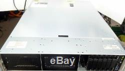 HP ProLiant DL380 Gen9 8SFF CTO Server 719064-B21 8GB RAM 1x E5-2640 2.60GHz