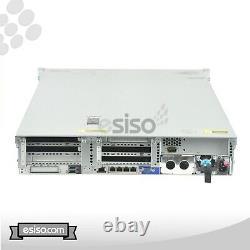 HP ProLiant DL380 Gen9 G9 4LFF 2x 6 CORE E5-2620v3 2.4GHz 64GB RAM 2x TRAY B140i