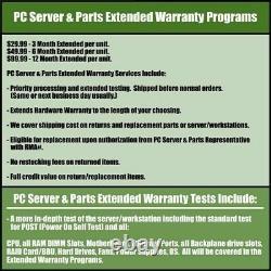 HP ProLiant DL380 Gen9 G9 4LFF 2x 6 Core E5-2620v3 2.4GHz 32GB RAM 2x Tray P440