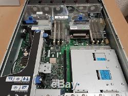 HP ProLiant DL380e Gen8 2U Server 2x Xeon E5-2470 2.3Ghz 8 Core 32GB RAM 8x SFF