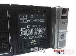 HP ProLiant DL380p G8 server, 2x 2.7 GHz 8-Core, 128GB RAM, 8x 600GB 10K SAS