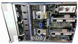HP ProLiant DL380p Gen8 2×E5-2658v2 Xeon 10-Core 2.4GHz 96GB RAM 16×300GB SAS