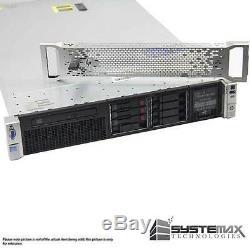 HP ProLiant DL380p Gen8 2x Xeon E5-2620 2.0Ghz Six-Core, 64GB, Rack Mount Server