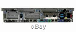 HP ProLiant DL385 G7 Server 2×Opteron 6344 12-Core 2.6GHz + 128GB RAM + 16×300GB