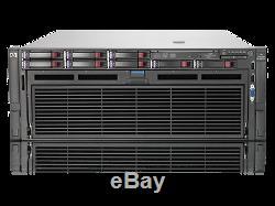 HP ProLiant G7 DL580 SERVER 4 x CORE E7-4870 2.4GHz 256GB RAM 4 x 300GB 10K SAS