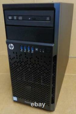 HP ProLiant ML30 Gen9 Tower Server Quad Core E3-1230v5 3.4GHz/32GB