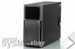 HP ProLiant ML350E Gen8 v2 Server Intel E5-2407 2,4GHz QC / 8GB RAM