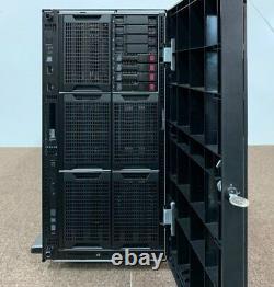 HP ProLiant ML350 Gen9 2x E5-2620v4 8core 2.10GHz 32GB 4x 900GB 10K P440ar