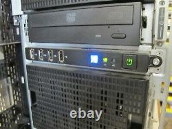 HP ProLiant ML350e Gen8 Intel Xeon E5-2420 1.9GHz 32GB RAM 2x 450GB SAS 15K HDD