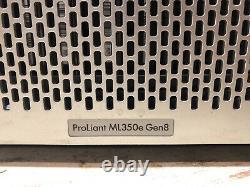 HP ProLiant ML350p G8 Gen8 TOWER LFF 2x 8C E5-2680 2.7GHz