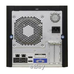 HP ProLiant MicroServer Gen10 DC Opteron X3216 1,6GHz 8GB 1TB