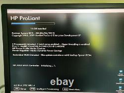 HP ProLiant MicroServer Gen8 i3-3240 3.4Ghz 128GB SSD 16GB RAM iLO Licence