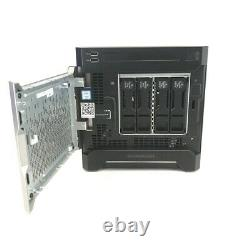 HP ProLiant MicroServer Gen 8 4 HDD BAYS 8GB RAM E3-1220L V2 2.30GHz NO HD NO OS