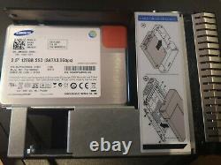 HP ProLiant MicroServer Gen 8 G1610T 2.30ghz 8gb ram, 128SSD & 2tb Hard drive