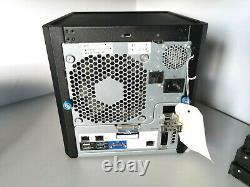 HP ProLiant Microserver Gen8 Intel Xeon E3-1260L @ 2.40GHz, 8GB RAM