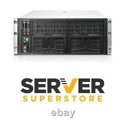 HP ProLiant SL4540 G8 Server 2x 2.50GHz 16 Cores 128GB 2x SSD 90TB Storage