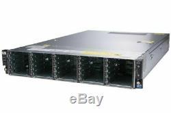 HP Proliant 2U Server SE326M1 DL180 G6 2x Xeon E5649 2.53ghz Hex 48gb