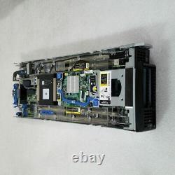 HP Proliant BL460C G8 2x E5-2640 2.5Ghz 12-Cores / 32gb Ram / NoHDD / P220i Raid