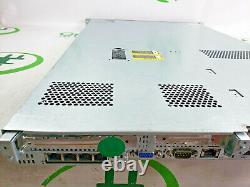HP Proliant DL360P G8 8-Bay 2.5 E5-2620 2GHz 4GB P420i iLO4 Server 2x PSU
