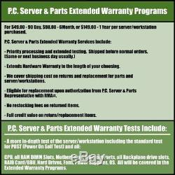 HP Proliant DL360 G6 4B VMware Server 8-Core 2.26GHz E5520 32GB 2x 146GB 2.5