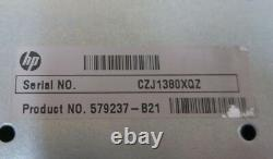 HP Proliant DL360 G7 1x Xeon Quad-Core E5620 2.4GHz 48GB Ram 2x 146GB 1U Server