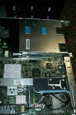 HP Proliant DL360 G7 2 x Intel Xeon E5506 4 Core 2.13GHz 48GB 900GB P410i ILO3