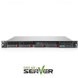 HP Proliant DL360 G7 2x X5650 2.66GHz = 12 Cores 72GB 4x 300 GB Rails