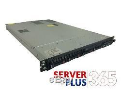 HP Proliant DL360 G7 4-Bay, 2x 3.06GHz 6-Core, 64GB RAM, 2x 600GB 10K SAS, DVD