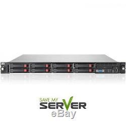 HP Proliant DL360 G7 Server 2x 2.40GHz E5645 12 Cores 32GB RAM P410 2x 600GB SAS