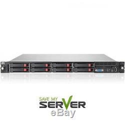 HP Proliant DL360 G7 Server 2x 2.80GHz X5560 8 Cores 64GB RAM P410 ILO RPS