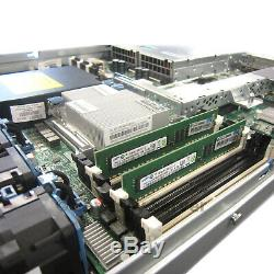 HP Proliant DL360 G7 Server 2x X5650 2.66GHz = 12 Cores 64GB RAM 2x 1TB SSD
