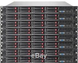 HP Proliant DL360 G7 Server 8 Bay 2x 3.06GHz X5675 6 Core 2x 146GB P410 32GB 2PS