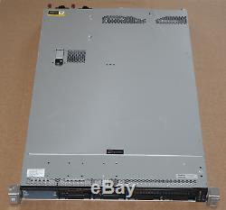 HP Proliant DL360 G9 2x Xeon E5-2630v3 8-Core 2.4GHz 8Gb 0HD 2PSU 1U Rack Server