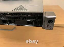 HP Proliant DL360e G8 2 x E5-2403 8-CORE 1.8GHz 16GB RAM 1600Mhz 4 x 300GB 10K