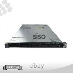 HP Proliant DL360p G8 8SFF 1x XEON QUAD CORE E5-2609 2.4GHz 16GB RAM NO HDD