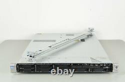 HP Proliant DL360p G8 Gen8 2x E5-2690v2 3GHz 10C 128GB Server RAID/Rails